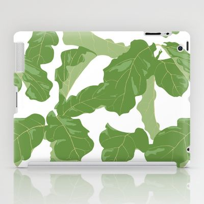 Tropicali+Afternoon+iPad+Case+by+Domesticate+-+$60.00