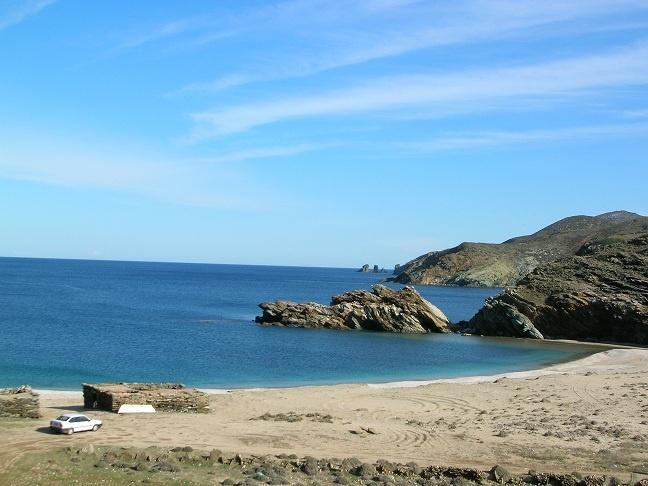 Vori beach