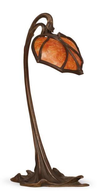 118 Best Images About Art Nouveau Lamps 1890 1910 On