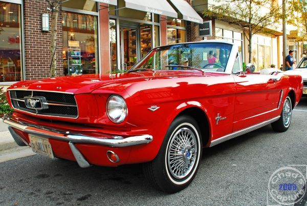 mustang first generation 3 the original pony car the ford. Black Bedroom Furniture Sets. Home Design Ideas