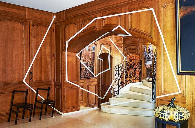Шарль Бертье (Charles Berthier): семейный дом, офис, музей... • Модное место • Дизайн • Интерьер+Дизайн