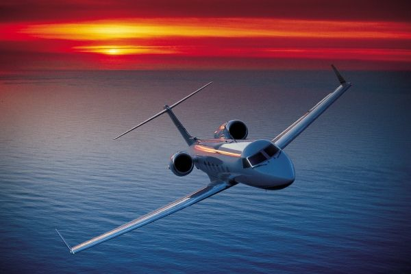 Beautiful Gulfstream