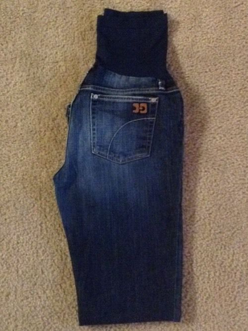 Joes Womens Pregnancy Jeans Sz 30 / c in Clothing, Shoes & Accessories, Women's Clothing, Jeans | eBay