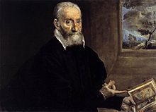 El Greco - full name Domenikos Theotokopoulos. The most famous Greek painter, many don't even think that his name actually means 'The Greek' in latin...But his painting style was unique
