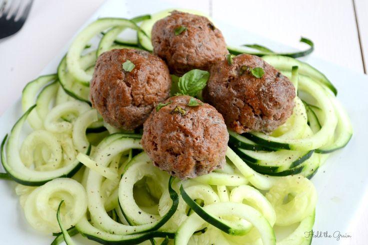 Italian Turkey Meatballs With Sun-Dried Tomato And Basil ...