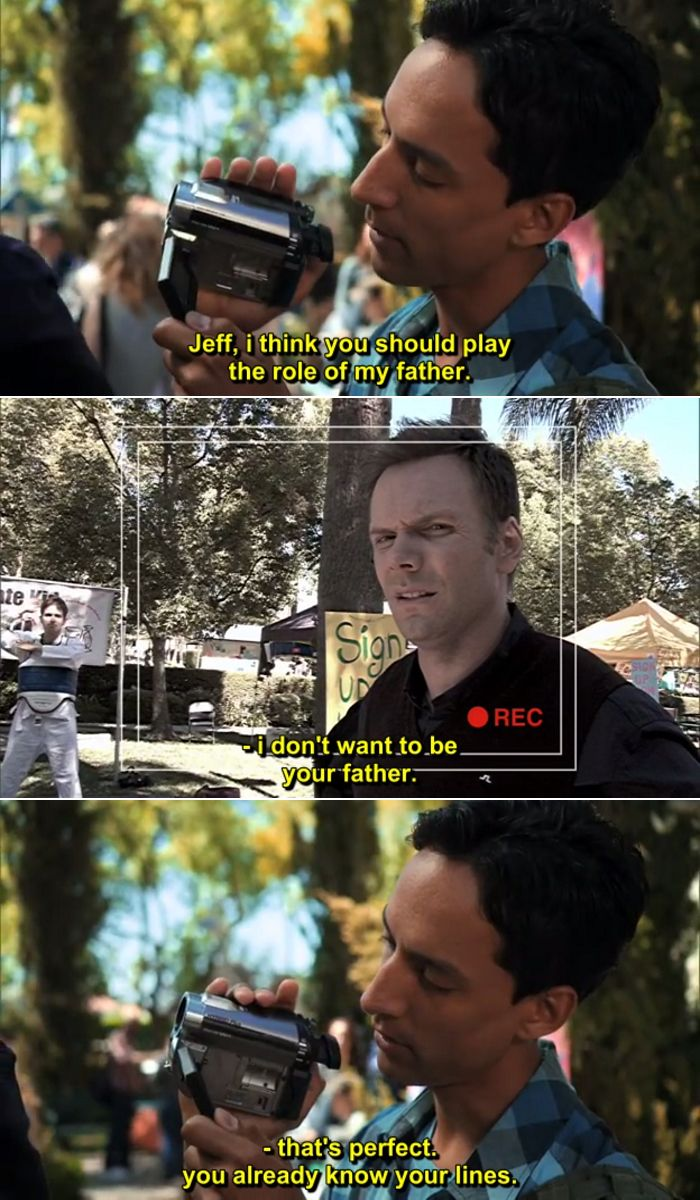 Movie & Comics Quotes: Community Quote-3
