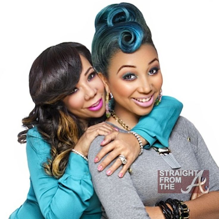 "tiny and daughter | Tameka ""Tiny"" Harris and daughter Zonnique"