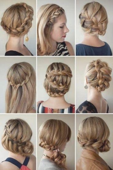 Festliche Frisuren Lange Haare Mit Kurzhaarfrisuren Damen Frisuren