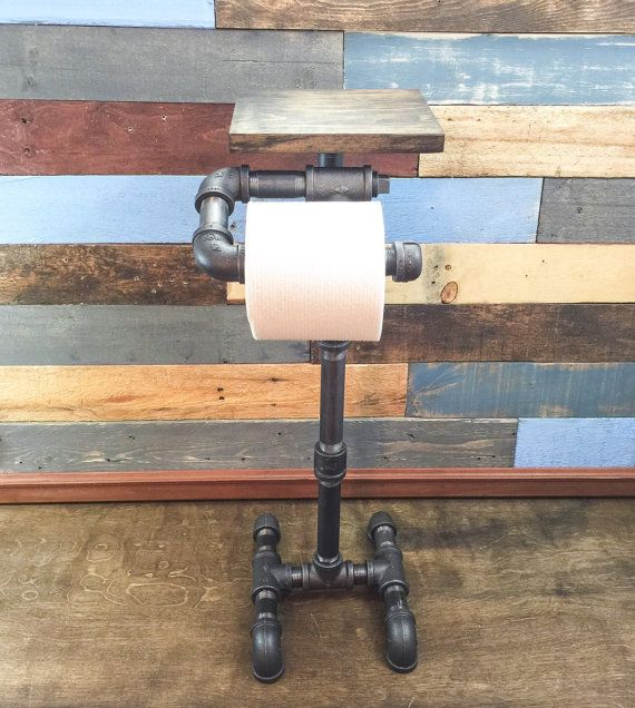 Man Cave Bathroom Colors: 25+ Best Ideas About Industrial Toilet Paper Holders On