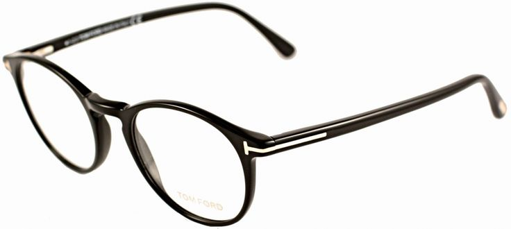 Tom Ford TF5294 001 Black Designer Glasses
