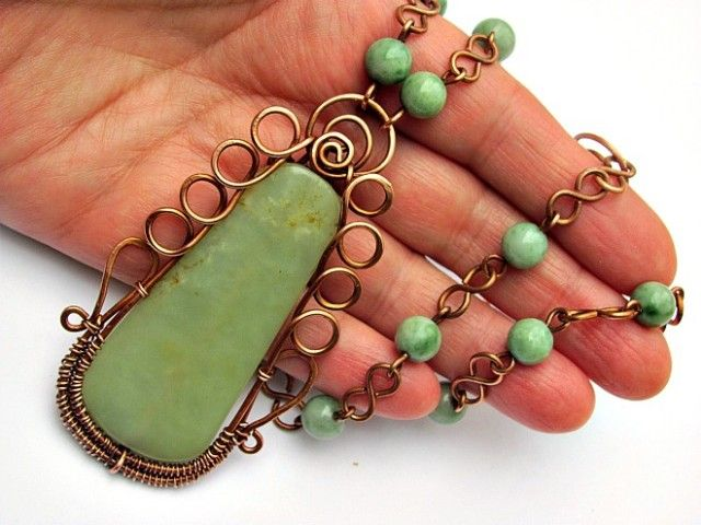 20 Amazing Handmade Jewelry Ideas,they loads of coll ideas,will be making this for sis