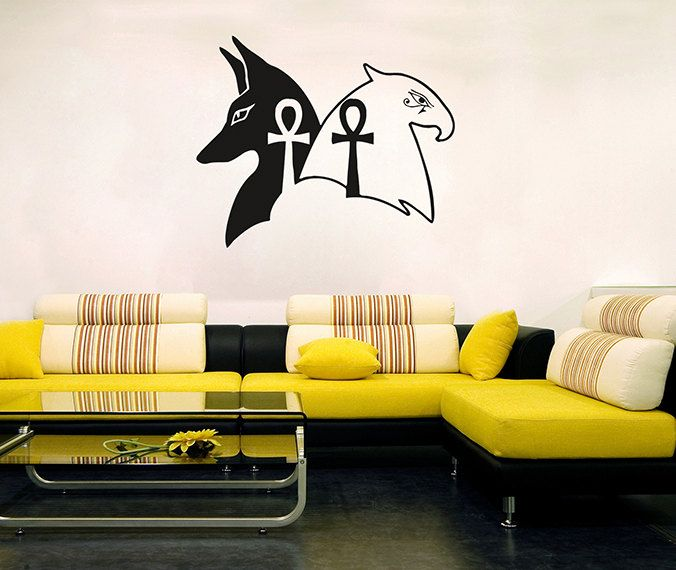 The 123 best wall decals Ethnic images on Pinterest