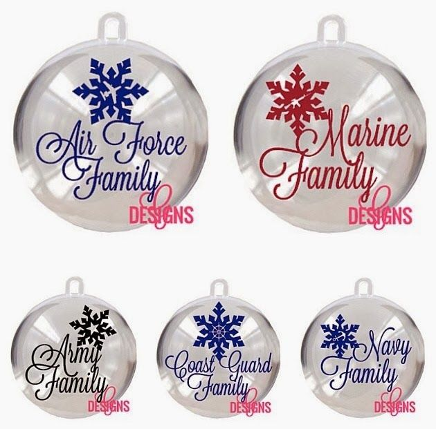113 best military Christmas ornaments images on Pinterest ...