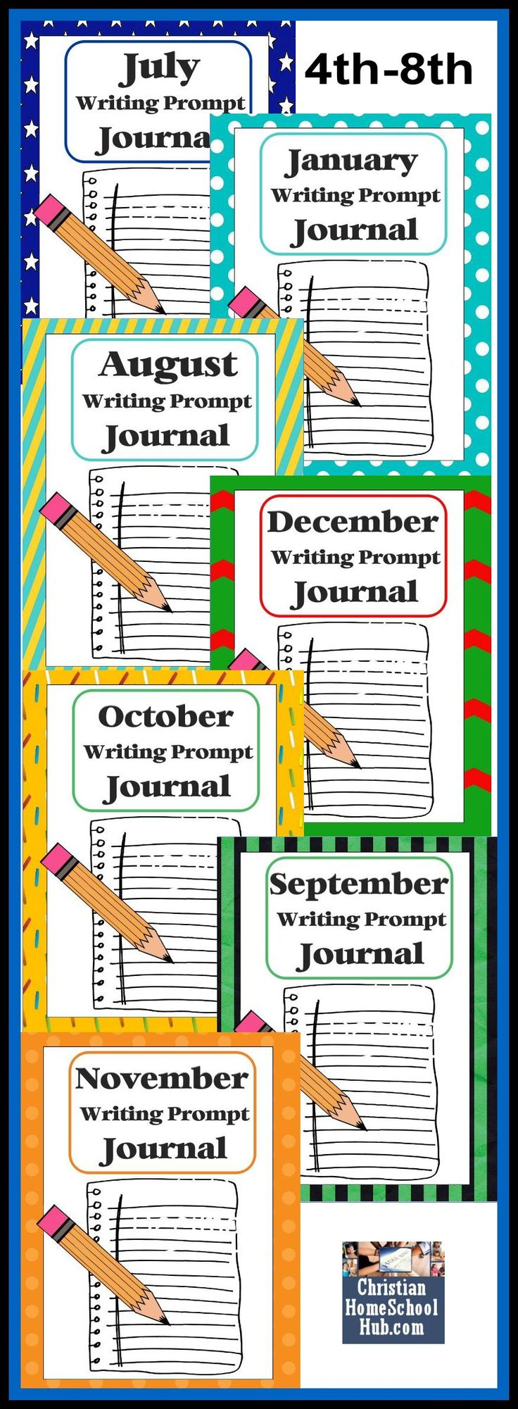 hight resolution of Creative Writing Prompts For 6th Grade —
