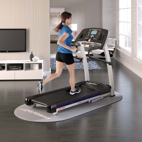 Life Fitness F1 Smart Folding Treadmill - Buy Online at Powerhouse Fitness