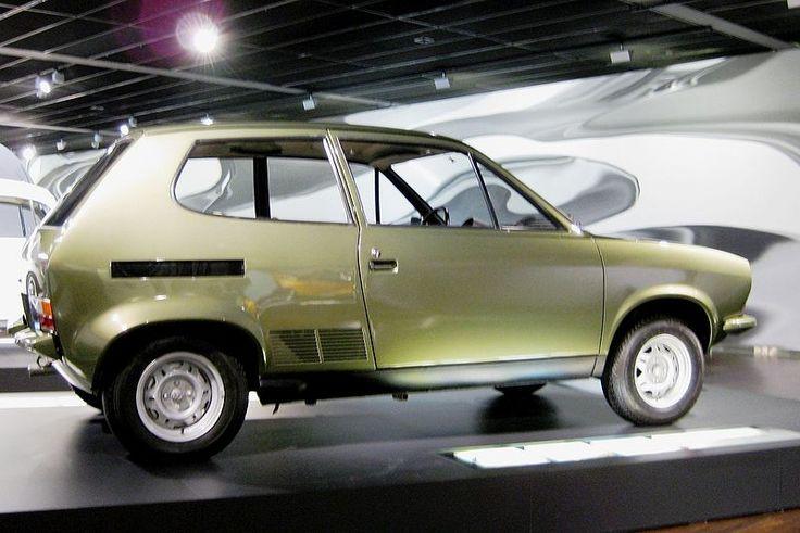 OG   1974 Volkswagen / VW Golf Mk1 - EA 266   Early prototype dated 1969