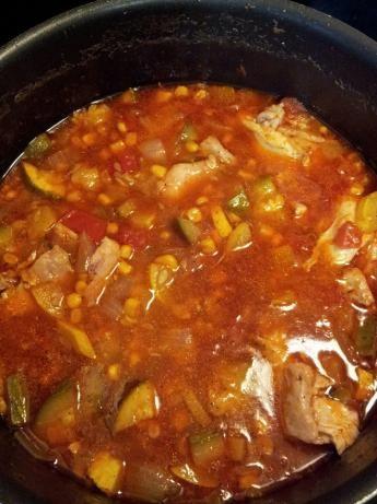 Calabaza Con Pollo Recipe Mexican Food Recipes Pollo Recipe Food Recipes