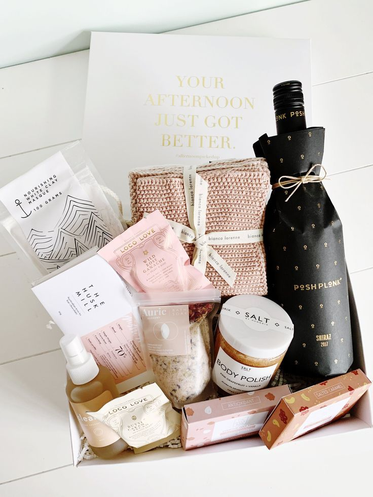 Pin By Em On Self Care Australian Gifts Christmas Gift Box Aussie Gifts