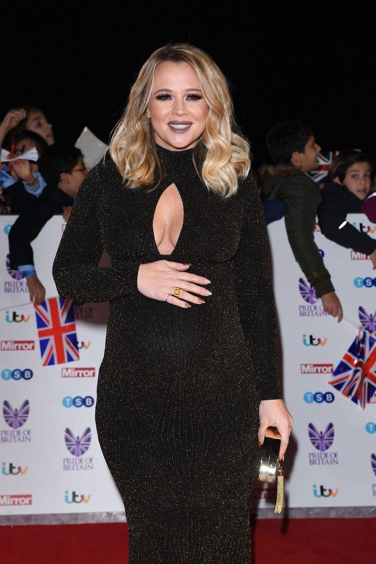 Kimberley Walsh at the Pride of Britain Awards, London (31 October, 2016)