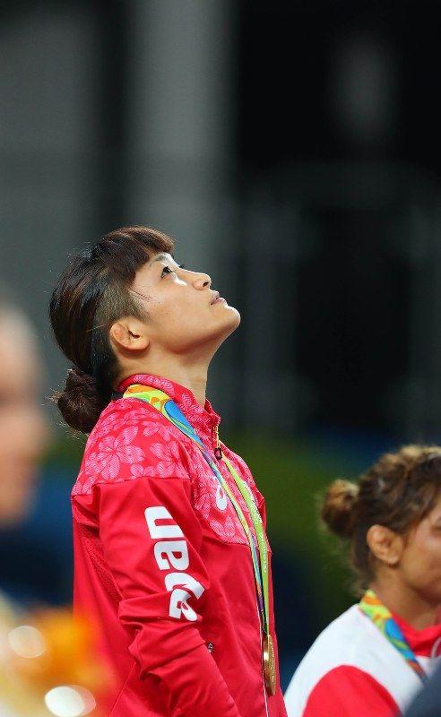リオデジャネイロ五輪 レスリング女子 58 キロ級では伊調馨選手が前人未到 4 連覇の偉業を達成!オリンピック 2016