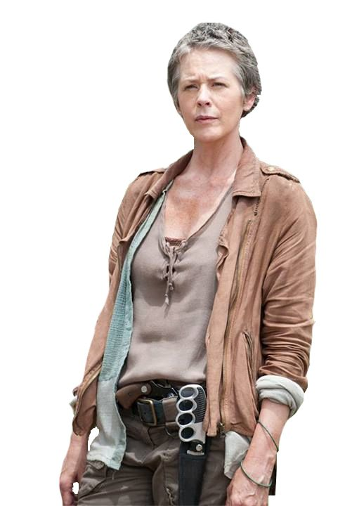 carol from walking dead | Carol 4 Temporada The Walking Dead by DarylDixonOfi1