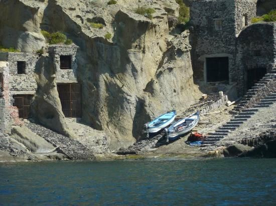 """Pollara Salina, Eolie Islands, Sicily. This is where the movie, """"Il Postino"""", was filmed."""