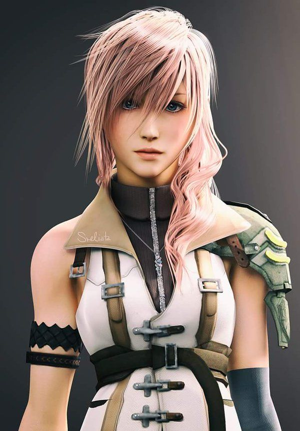 Lightning Final Fantasy XIII #FFXIII 13
