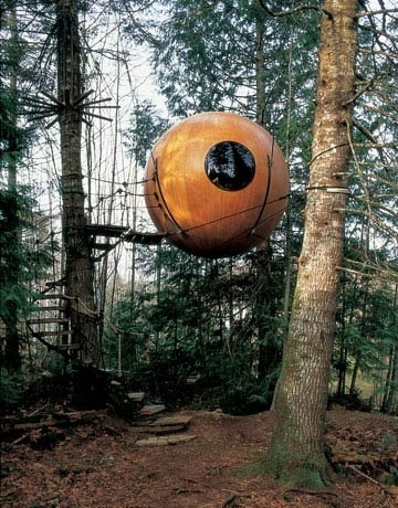 7 Cool Tree Houses You Ll Want To Live In Tree Houses