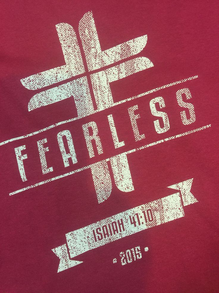 Youth Group Cross T-Shirt Design #164