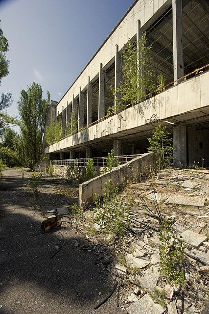 Pripyat - Abandoned City   Flickr - Photo Sharing!