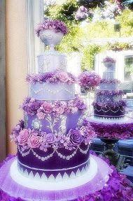 Torta de casamiento moderna wedding cakes and wedding cakes - Decoration mariage de reve ...