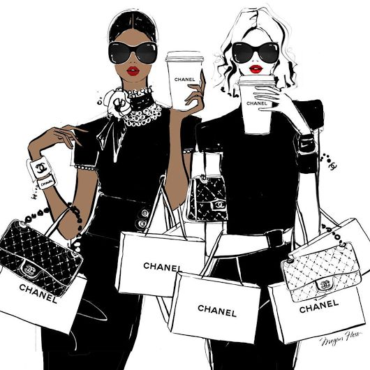 Make Your Own Monogram Iphone Wallpaper Best 25 Chanel Background Ideas On Pinterest Fashion