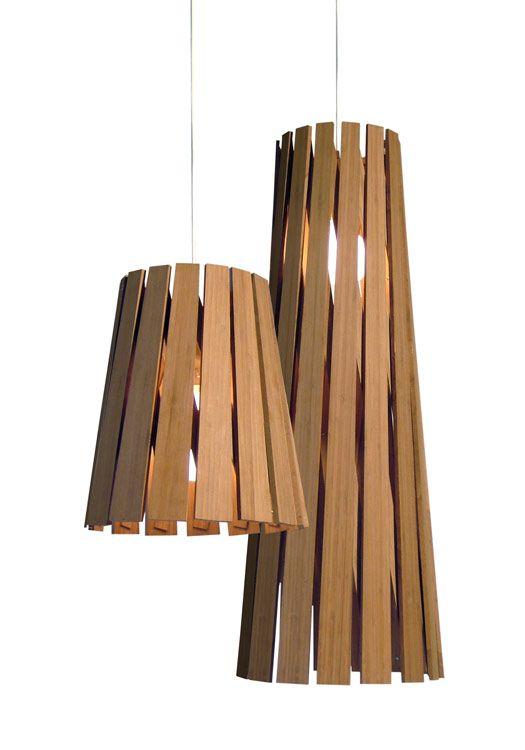 Dave Keune | Plint Bamboo Lamp
