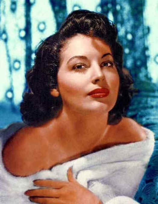 "ava gardner | Ava Gardner : ""Yes I am very beautiful, but morally, I stink"""