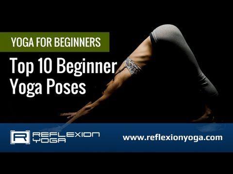 Top 10 Beginner Yoga Poses - Online Yoga Classes