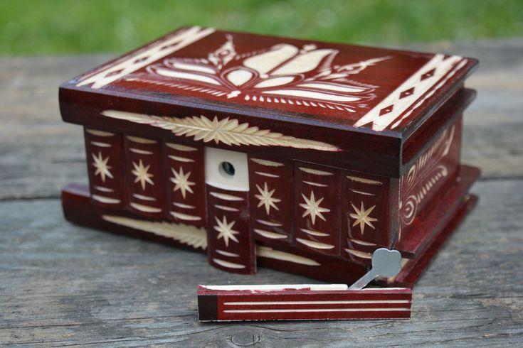 40th birthday gift for women wooden jewelry keepsake box