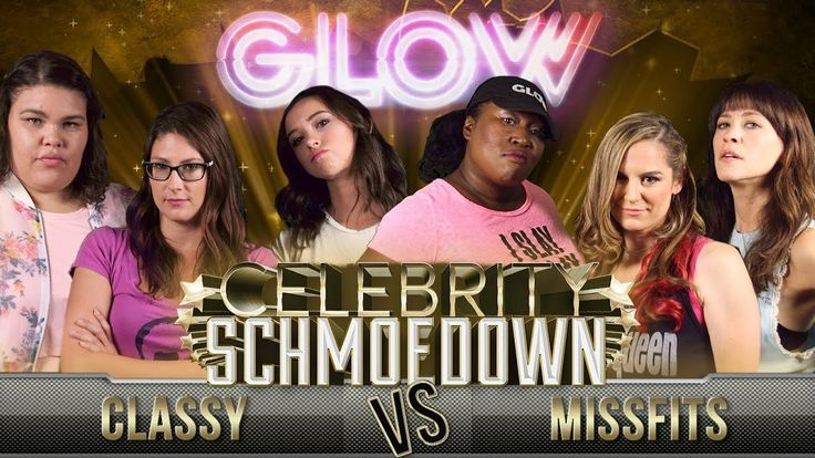 #VR #VRGames #Drone #Gaming The Ladies of Netflix's GLOW Compete in the Movie Trivia Celebrity Schmoedown actor, actress hollywood, Alison Brie, behind the scenes, Brianne Chandler, Britney Young, Britt Baron, Celebrity Match, Celebrity Movie Trivia, Celebrity Schmoedown, Clarke Wolfe, collider, comic books, Comics, film, genre, Glow, Gorgeous Ladies of Wrestling, Jackie Tohn, Jenji Kohan, Kia Stevens, Kristian Harloff, Marc Maron, movie, movie clips, movie news, Movie Tal
