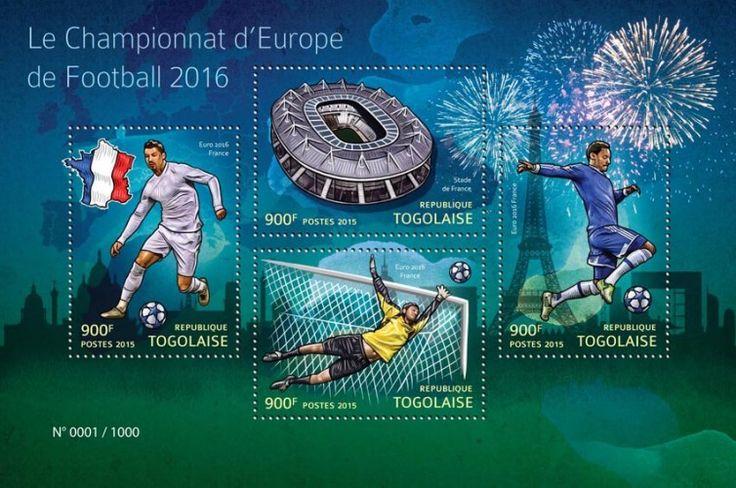 TG15408a European Football Championship 2016 (Stade de France)
