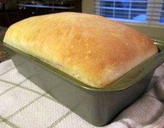 enjoy & have a nice meal !!!: Grandma's Country White Bread