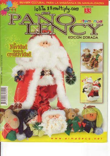 PAÑO LENCY No. 33 - Mary Carmen Tres - Álbumes web de Picasa