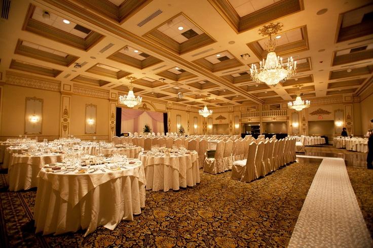 Venetian Banquet Hall Wedding Toronto | Gillian + Michael