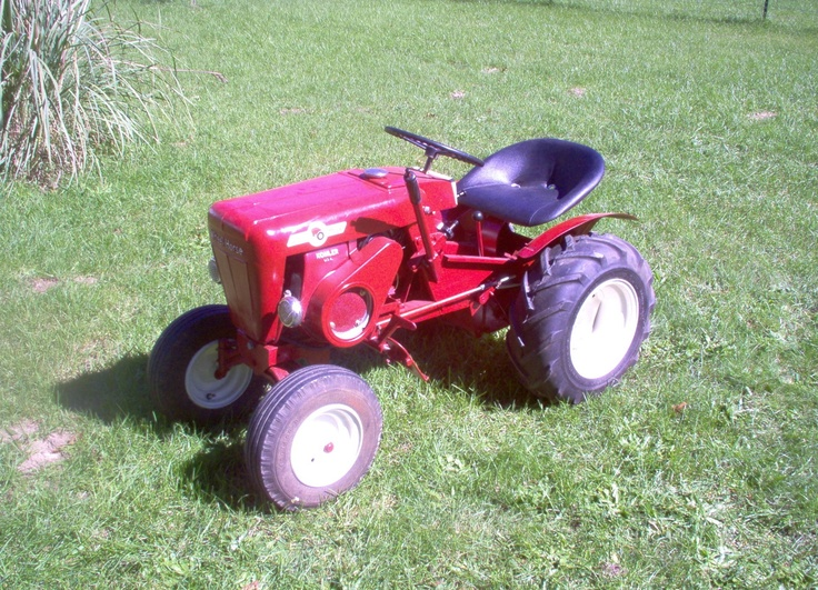 179 Best Mowers Images On Pinterest Small Tractors