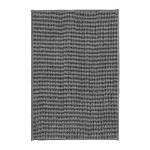IKEA - BADAREN, Bathmat, , Made of microfiber; ultra soft, absorbent and dries quickly.