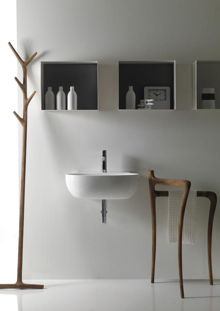 305 best AAA Corinne Lienhart BATHROOMS RP images on Pinterest - porte serviette salle de bain design