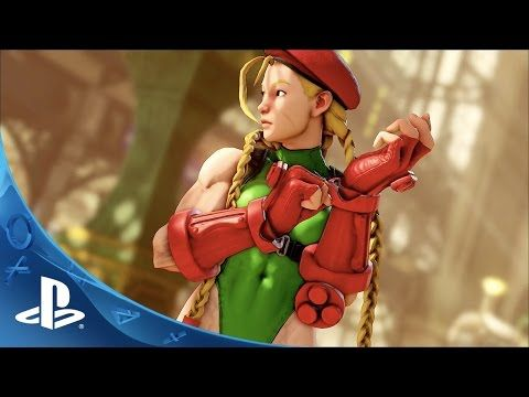 Street Fighter V - E3 2015 Trailer   PS4 - YouTube
