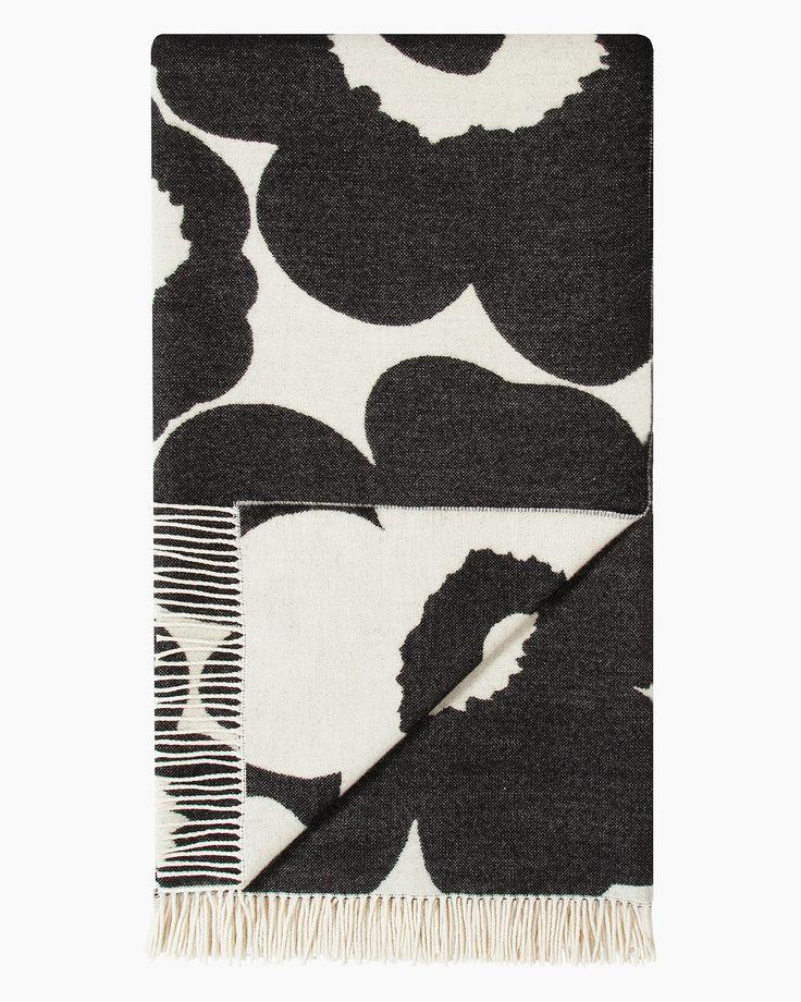 Marimekko – Unikko Blanket 130x180cm