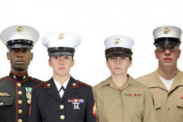 Obama Orders Effeminate Unisex Uniform Hats For All US Marine Corps Soldiers - Now The End Begins