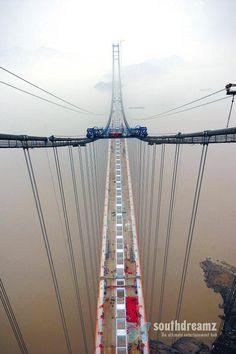 insanely scary bridges | Top 10 Longest Bridges