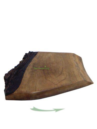 woods 23 hardwood rotating display by artprize artist mark vainner lazysusan bonsai turntable