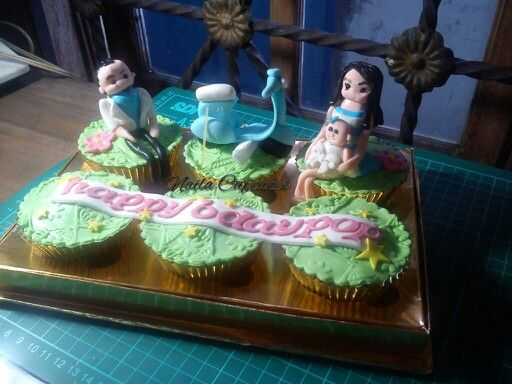 Cupcake vespa